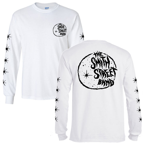 The Smith Street Band - White Moon Longsleeve