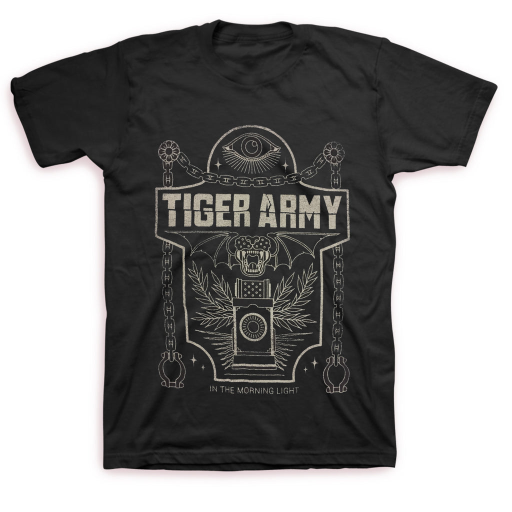 Tiger Army - Morning Light T-shirt (Black)