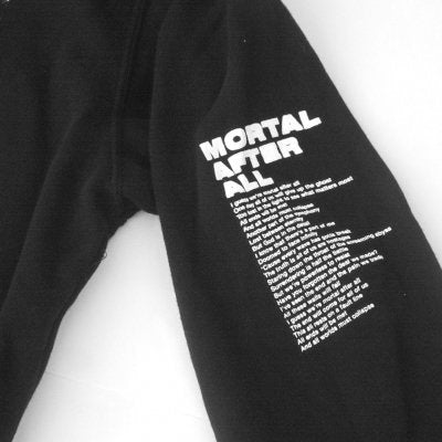 Architects - Mortal After All Pullover Hoodie (Black) sleeve