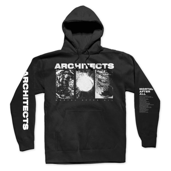 Architects - Mortal After All Pullover Hoodie (Black)