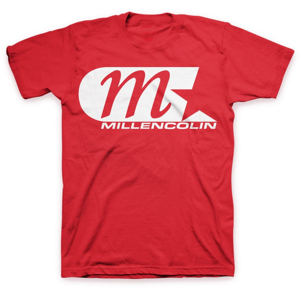 Millencolin M-Star Logo T-shirt Red