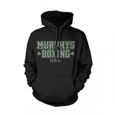 Murphys Boxing Pullover Hoodie