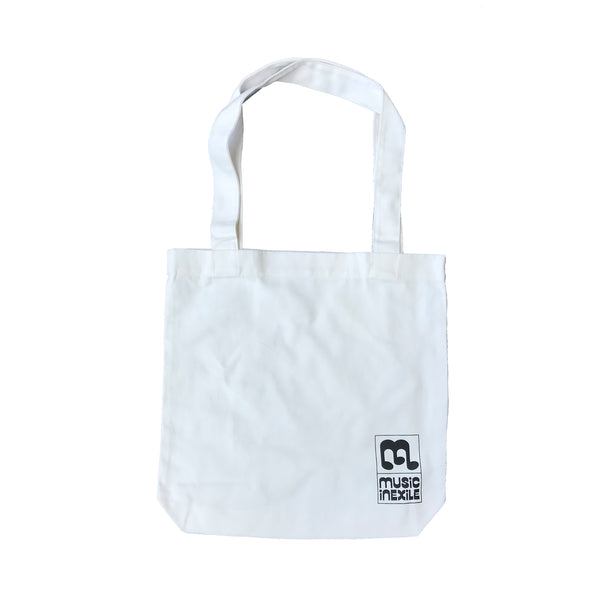 Music In Exile - Music In Exile Tote Bag