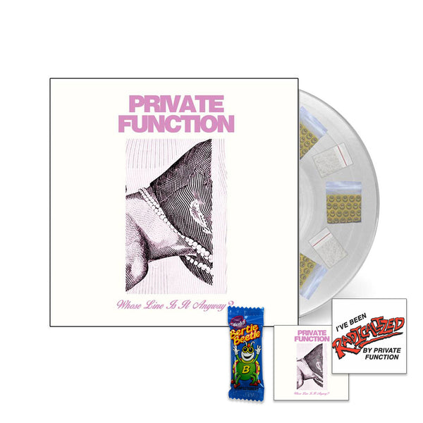 Private Function - Whose Line Is it Anyway? LP Mystery Bag Vinyl