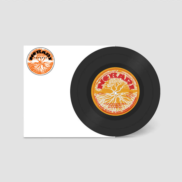 "Luke Yeoward - Always In Your Heart (Lee ""Scratch"" Perry Versions) Limited Edition 7"" (Black)"