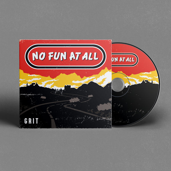 No Fun At All - Grit CD
