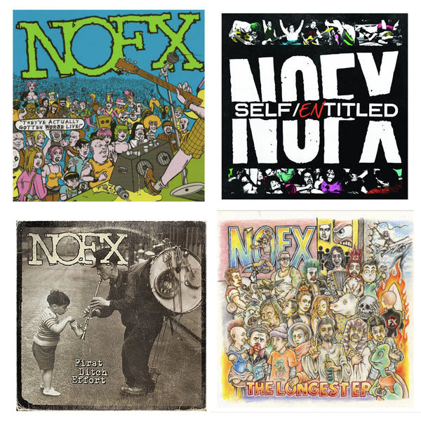 NOFX - NOFX CD Bundle