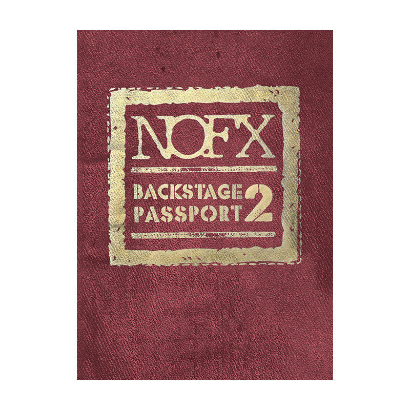 NOFX Backstage Passport 2 DVD