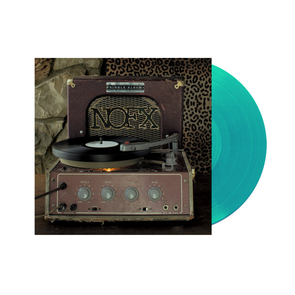 NOFX - Single Album LP (Release Day Green Vinyl)