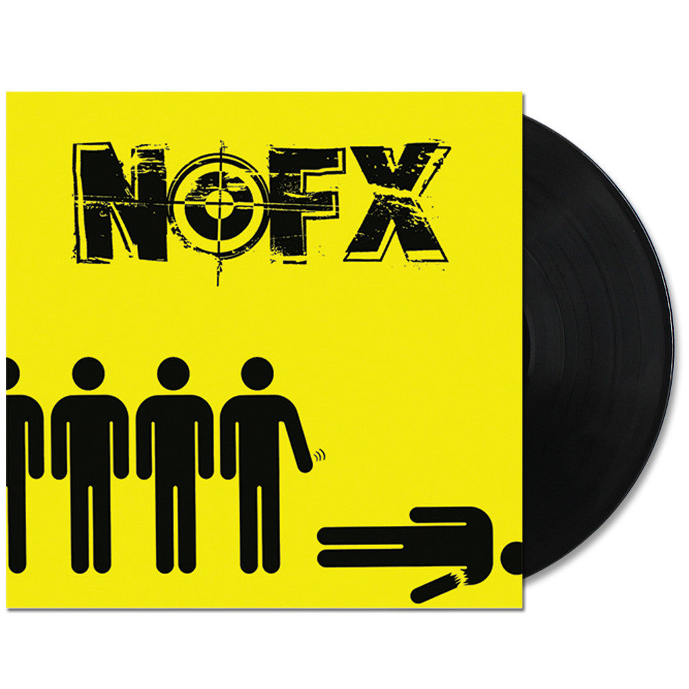 NOFX Wolves in Wolves' Clothing LP