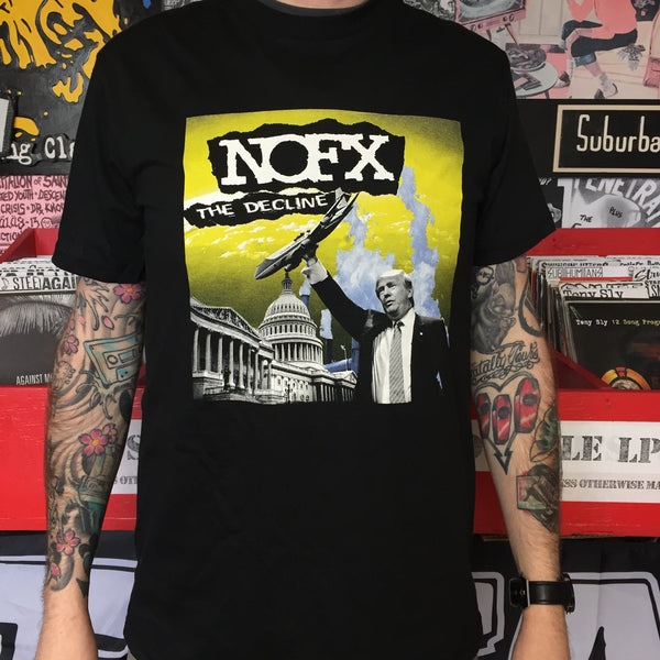NOFX - The Decline Trump T-shirt