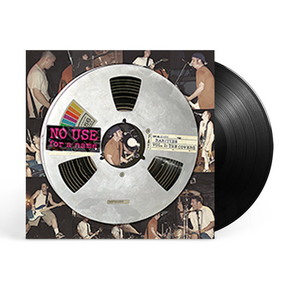 No Use For A Name - Rarities Vol. 1 LP (Black)