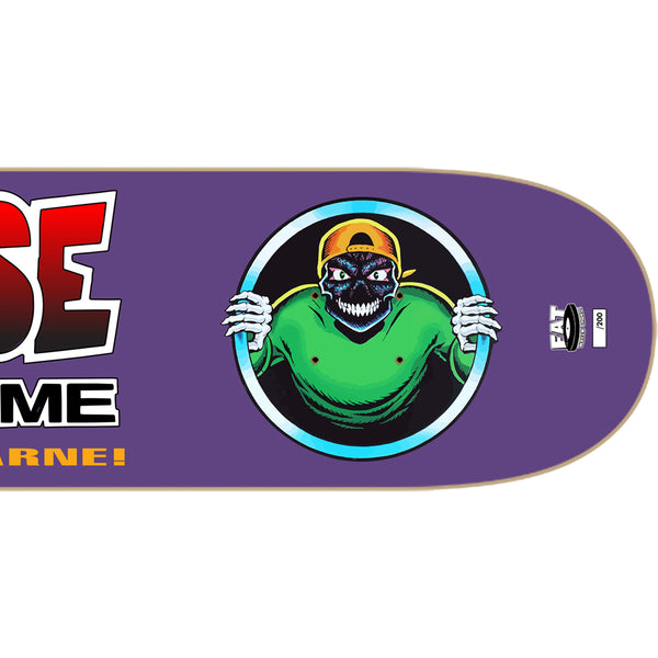 No Use For A Name - Leche Con Carne Skate Deck (Limited Edition)