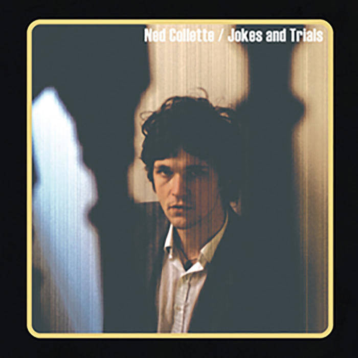 Ned Collette Jokes and Trials CD