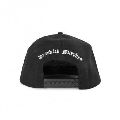 Dropkick Murphys - New Jolly Roger Snapback (back)