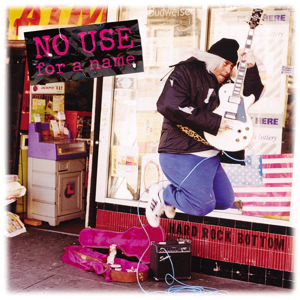 No Use For A Name - Hard Rock Bottom CD