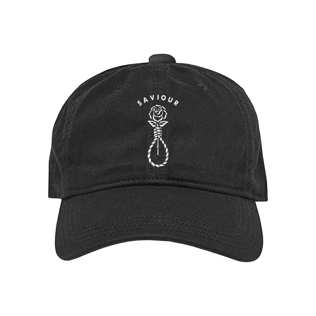 Saviour - Noose Dad Hat (Black)
