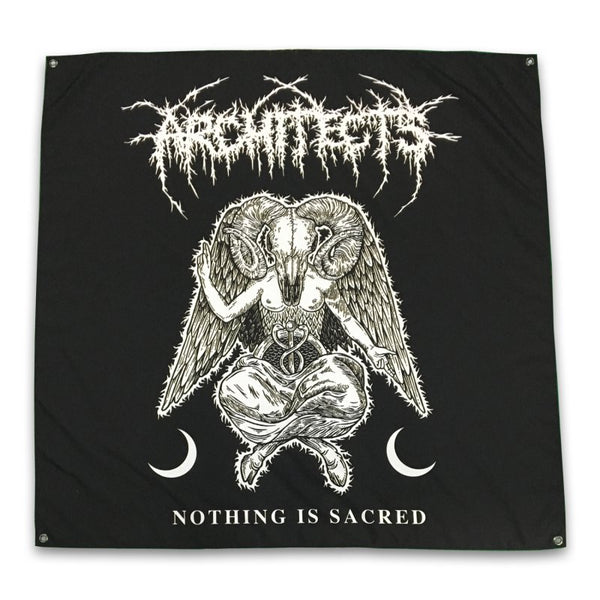 Architects - Nothing Is Sacred Flag