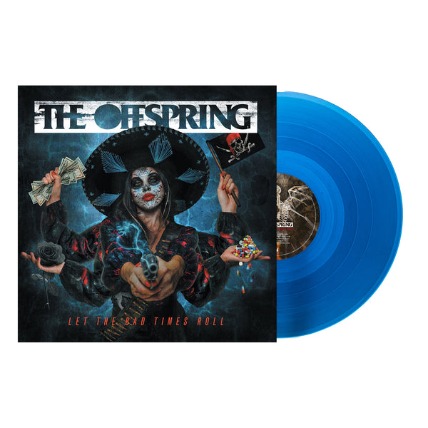 The Offspring - Let The Bad Times Roll Vinyl (Translucent Blue)