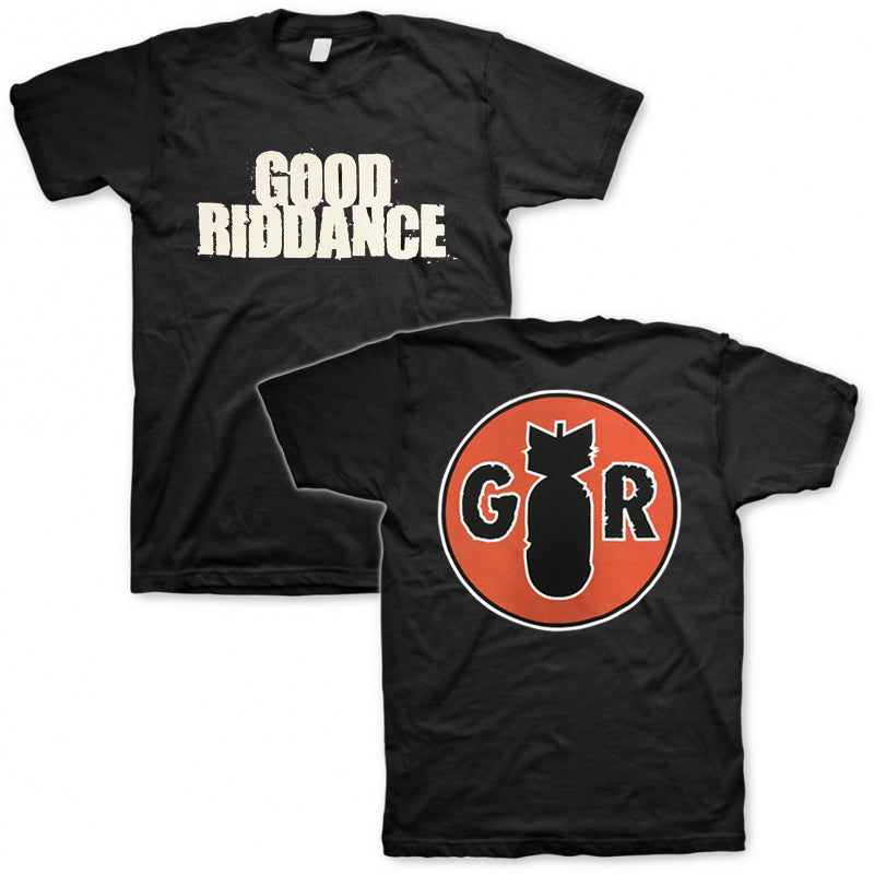 Good Riddance - Old School Tee (Black)