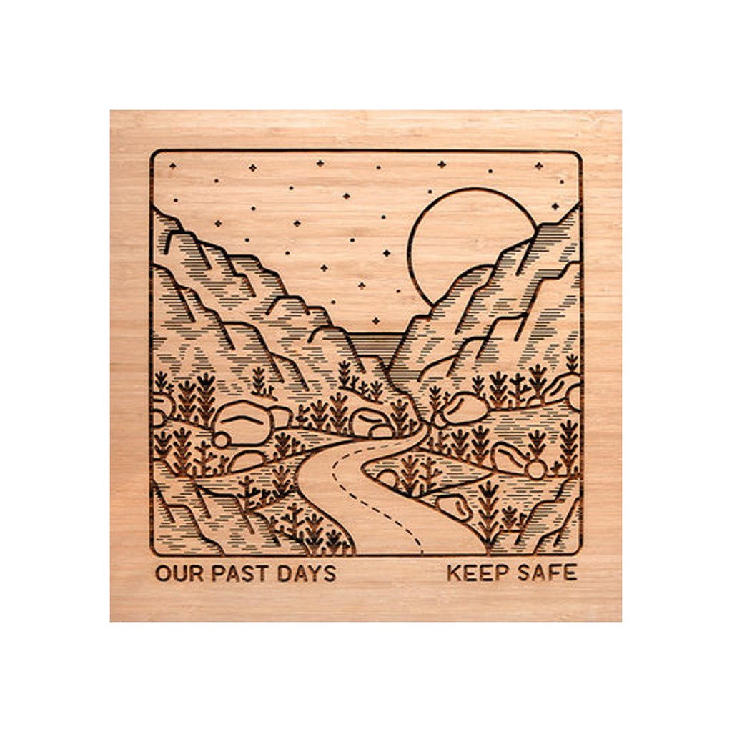 Our Past Days - Keep Safe CD