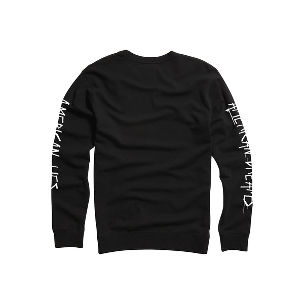 Papa Roach - American Coffin Longsleeve (Black) Back