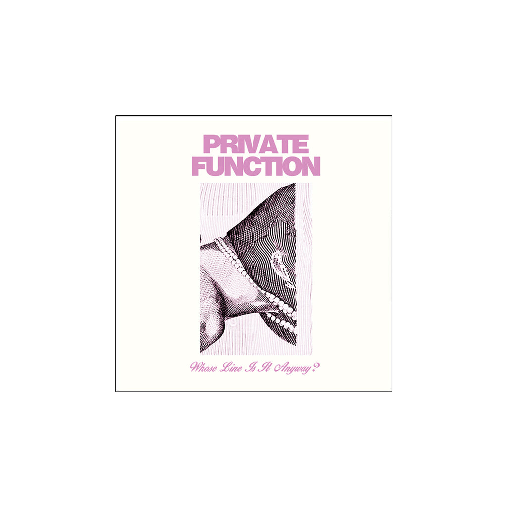 Private Function - Who's Line Is it Anyway CD