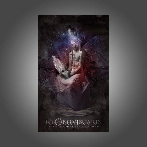 Ne Obliviscaris - Plague Flowers Flag