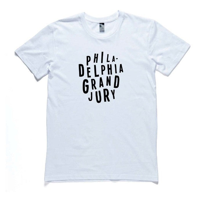 Philadelphia Grand Jury Summer of Doom T-shirt