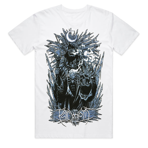 Psycroptic - Ice Demon T-Shirt (White)