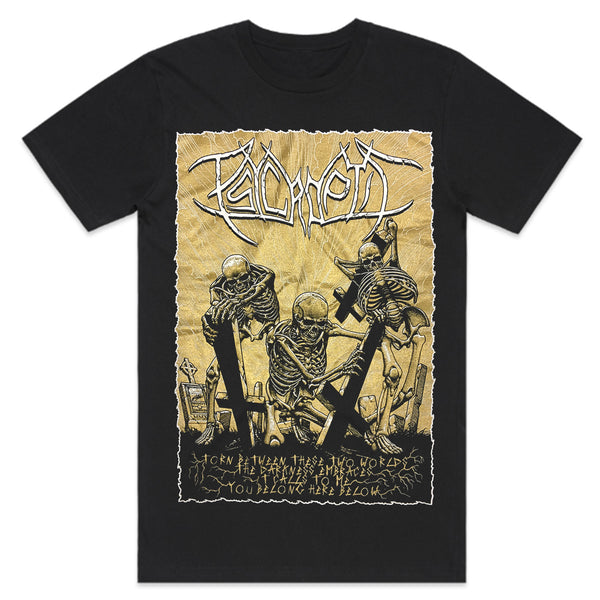 Psycroptic - You Belong Here Below T-Shirt (Black)