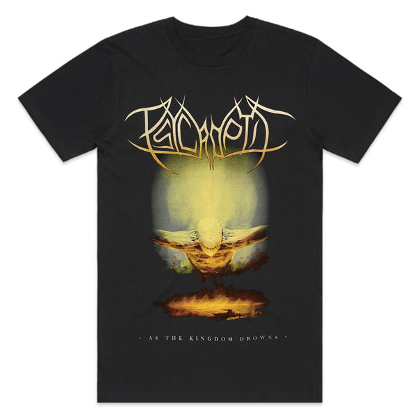 Psycroptic - As The Kingdom Drowns T-Shirt (Black)