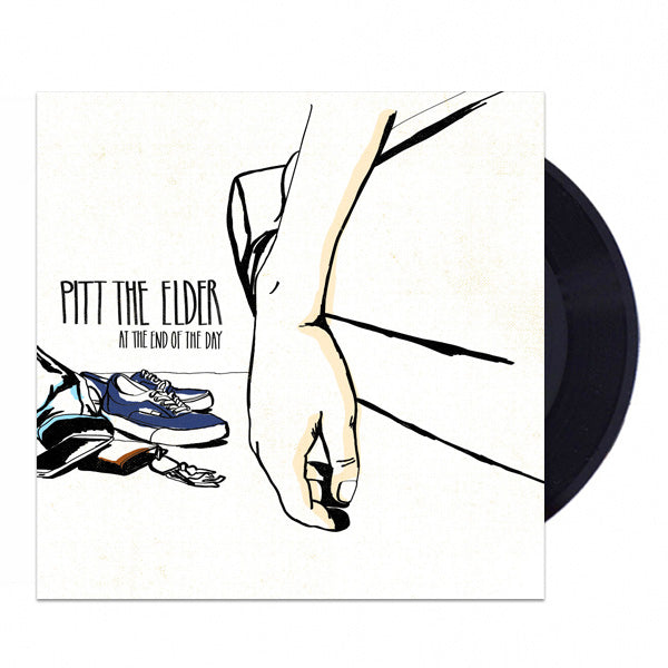 Pitt The Elder - At The End Of The Day LP (Black)
