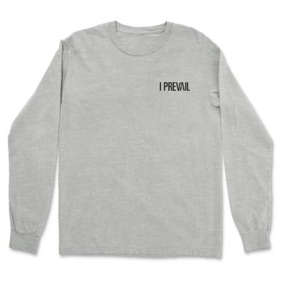I Prevail - Post Traumatic Long Sleeve (Grey)
