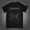 Ne Obliviscaris - Painted Progression Tour Tee (Back)