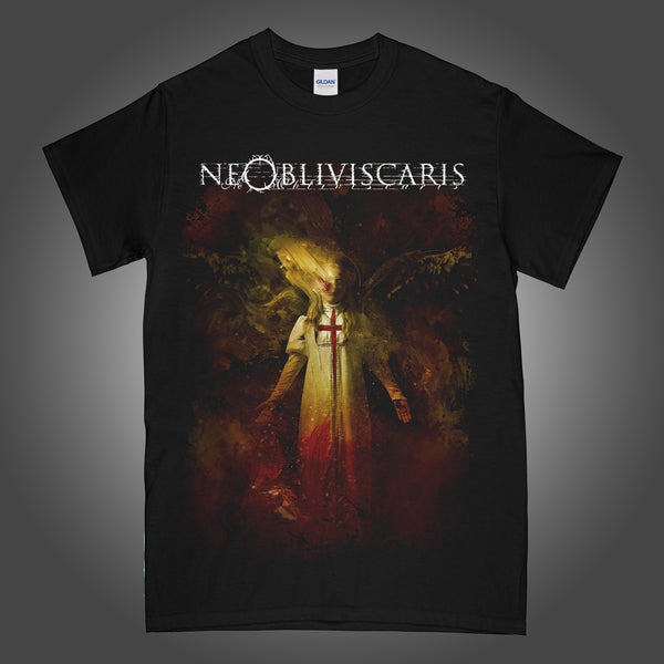 Ne Obliviscaris - Painted Progression Tour Tee (Front)