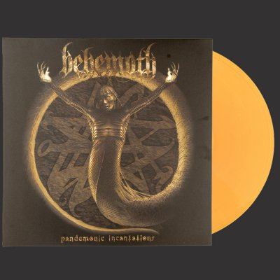 Behemoth – Pandemonic Incantations LP (Orange)