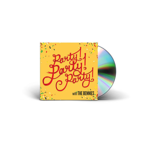 The Bennies - Party! Party! Party! CD