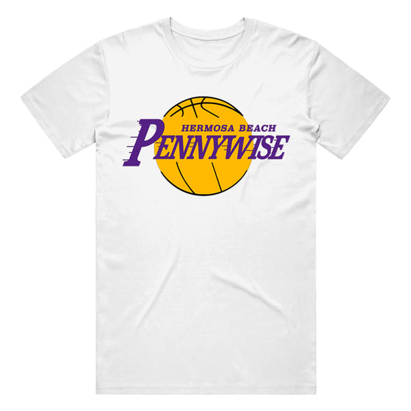 Pennywise - LA Tee (White)
