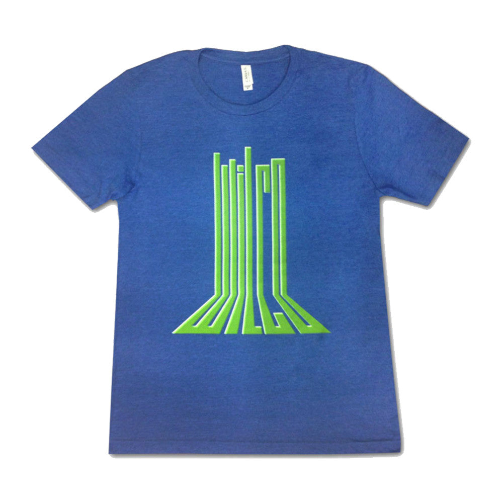 Wilco - Perspective T-shirt (Blue)