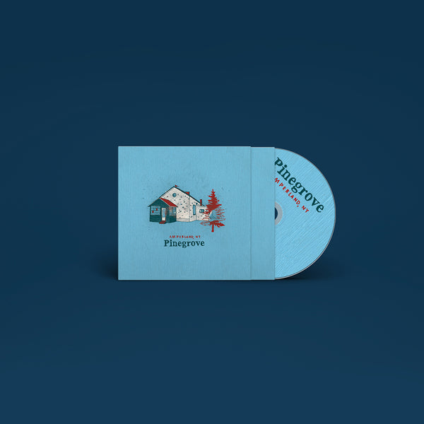 Pinegrove - Amperland, NY CD