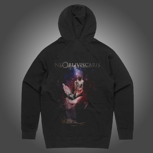 Ne Obliviscaris - Plague Zip Hoodie (Black) Back