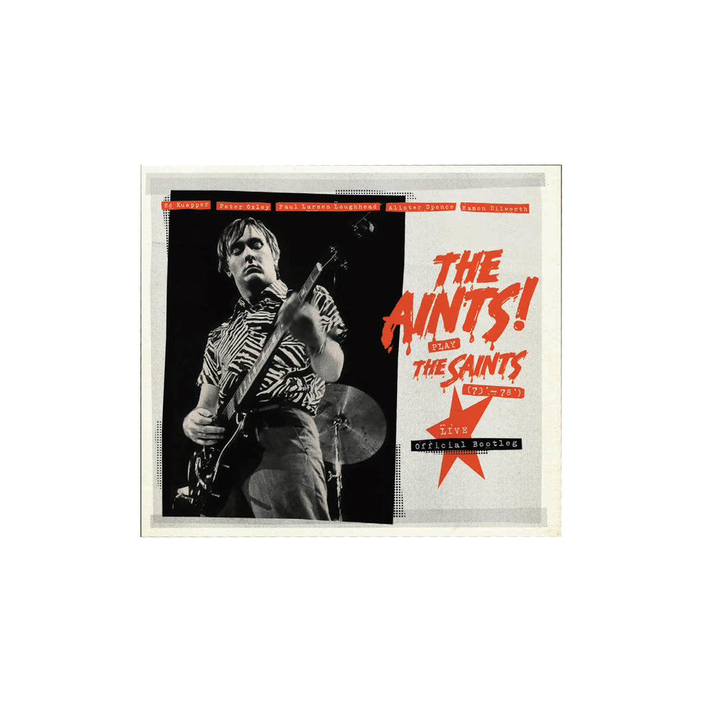 The Aints - Play The Saints 73-78 CD