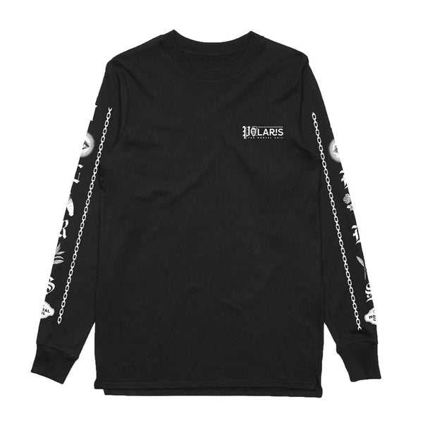 Polaris - Power Longsleeve (Black) front