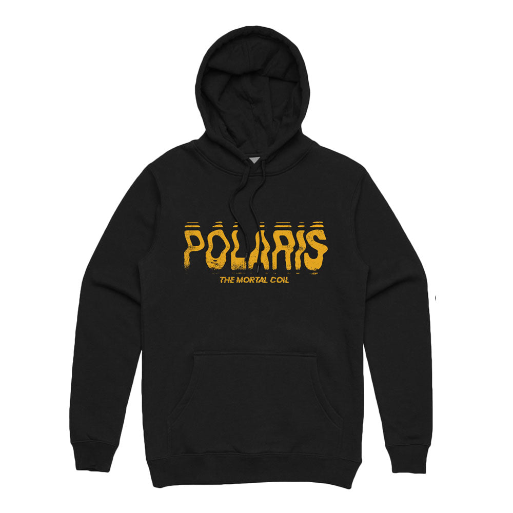 Polaris - Times Pullover Hoodie (Black) front