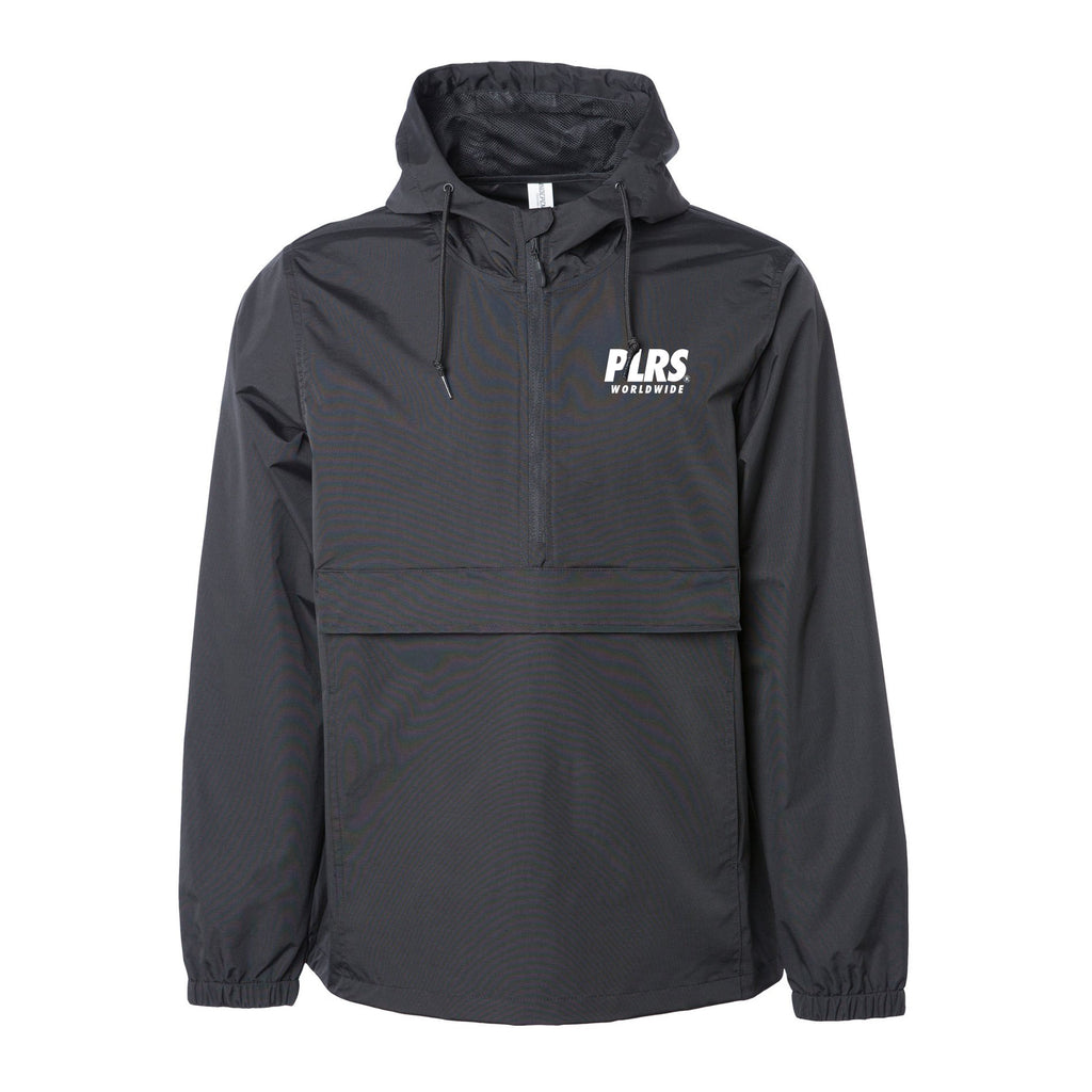 Polaris - PLRS Windbreaker (Black) front