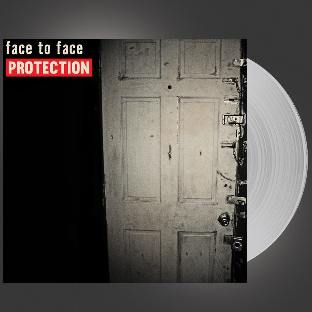 Face To Face - Protection LP (Coke Bottle Clear)