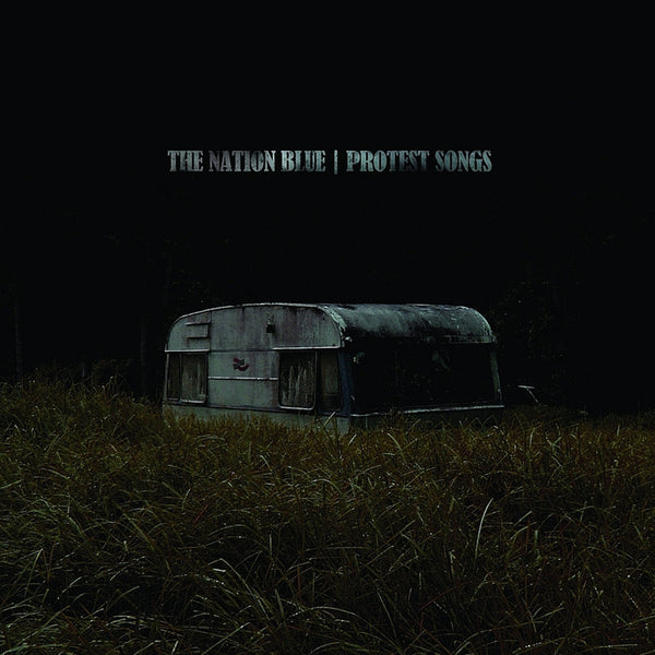 The Nation Blue - Protest Songs CD