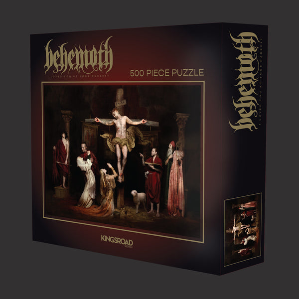 Behemoth Say Your Prayers Puzzle (500 piece)