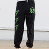 L7 - Skele Hands Sweat Pants (Black)